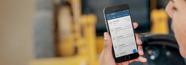Rental360 Mobile Functionality